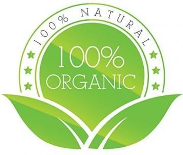 100 Prozent organisch