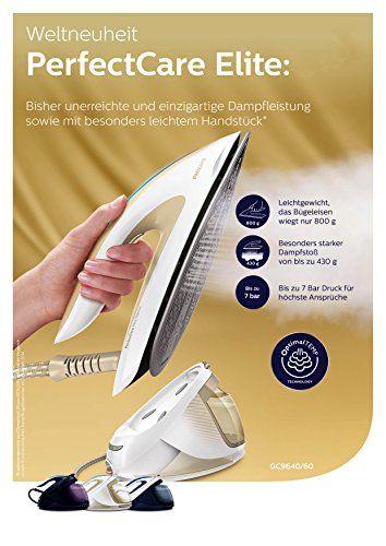 Bügelstation Philips mit Funktionen