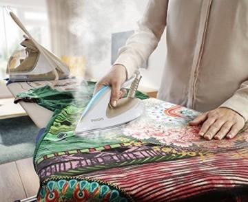 Philips PerfectCare Dampfbügelstation Wäsche bügeln